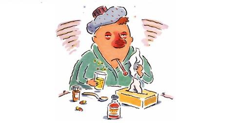 chrípka nádcha a prechladnutie