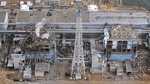 Areál elektrárne Fukušima