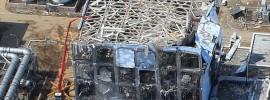 Budova reaktoru vo Fukušime