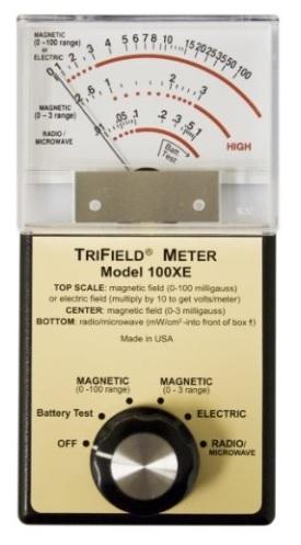 trifield ňmeter