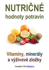 Nutričné hodnoty potravín