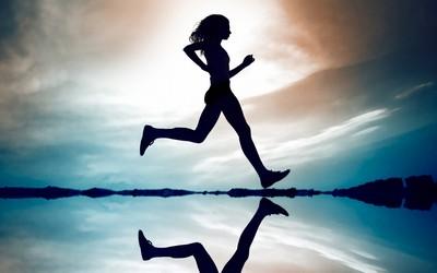 maratón a poškodenie srdca