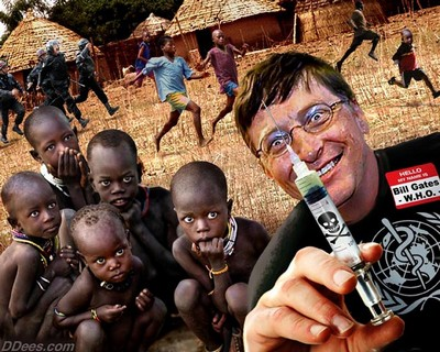 Bill Gates a UNICEF
