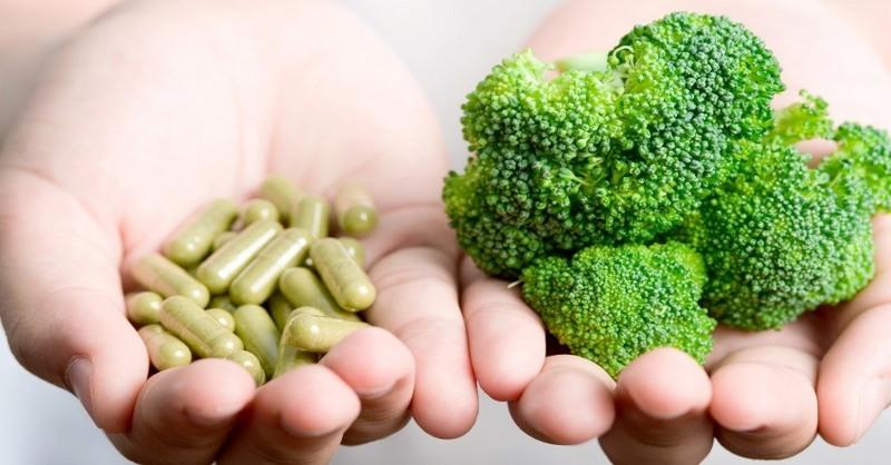 užívanie vitamínov