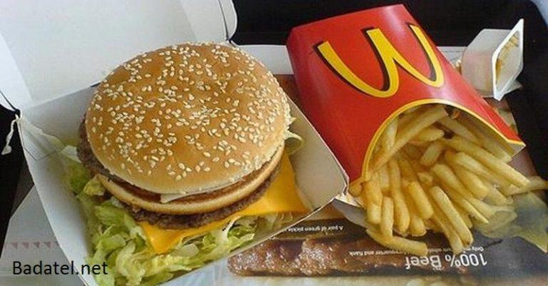 Kampaň o čestnosti sa obracia proti McDonaldu. Pripravte sa na šok!