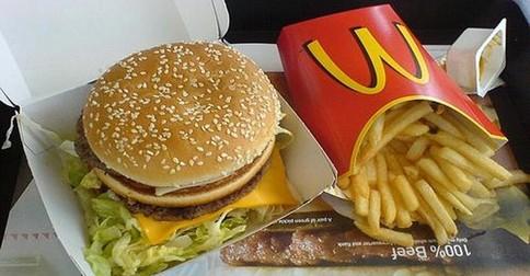 Kampaň o čestnosti se obrací proti McDonaldu - připravte se na šok...