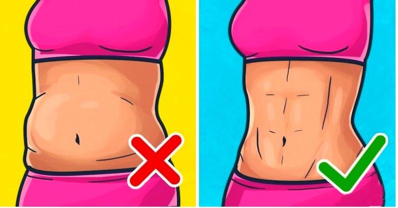 Nechcete tuk na bruchu a bokoch? Tak nejedzte týchto 8 druhov potravín