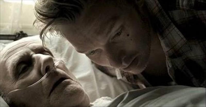 ľútosti na smrteľnej posteli
