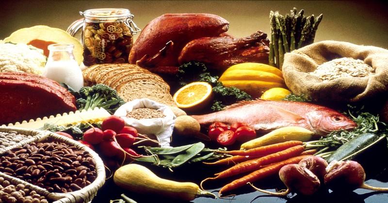nutrične bohaté potraviny