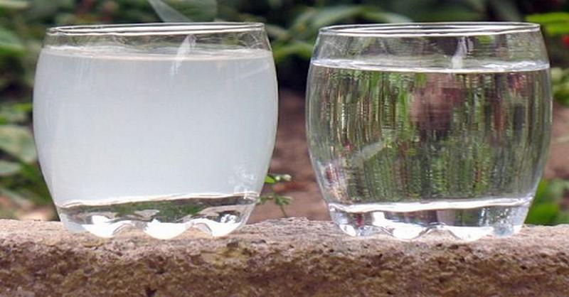 chlórovaná voda