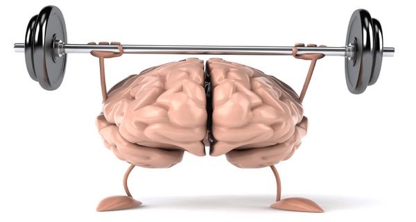 pracujúci mozog