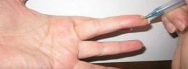 Špeciálny bod na prste: Okamžite zníži krvný tlak a odstráni každú bolesť