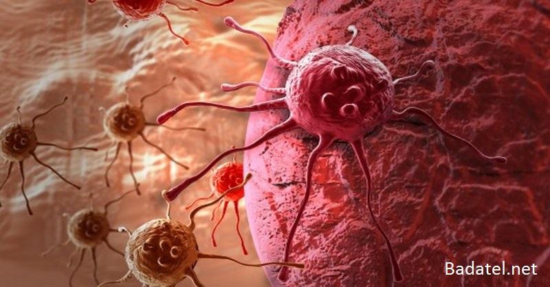 prvá pomoc pri rakovine