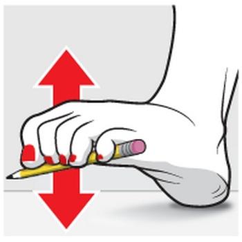 dvihanie-ceruzky-prstami-na-nohe