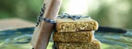 Recept na proteínové tyčinky z kurkumy, čo potláčajú zápaly a zvyšujú energiu