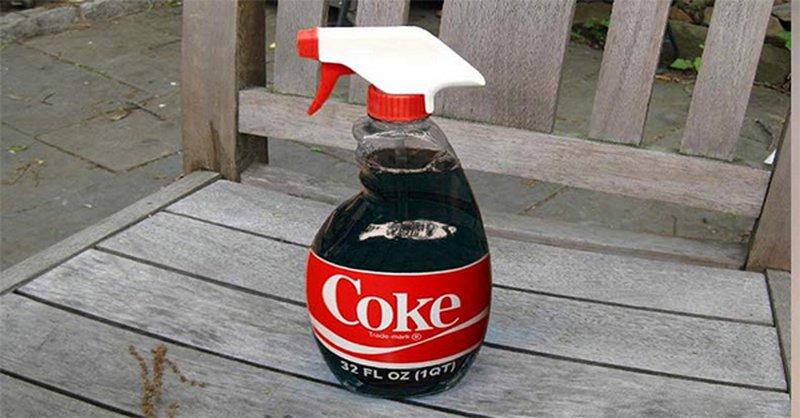 použitie coca cola