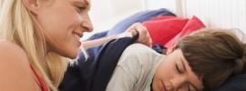Ako stravou zlepšiť spánok u detí, aby spali dlhšie a bez prebudení