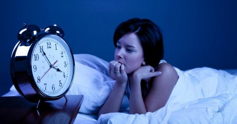 prebúdzanie v noci