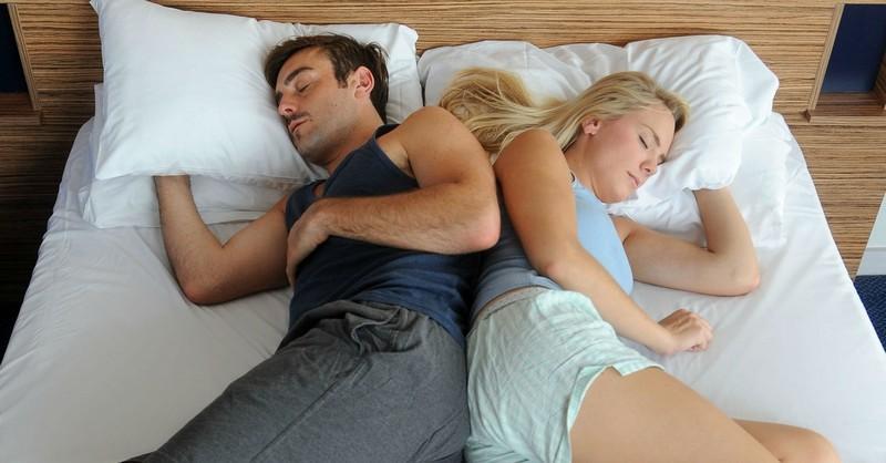 vplyv polohy pri spaní na zdravie