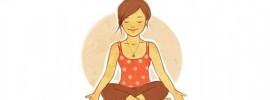 8 jogových cvikov na bolesti krčnej a hrudnej chrbtice