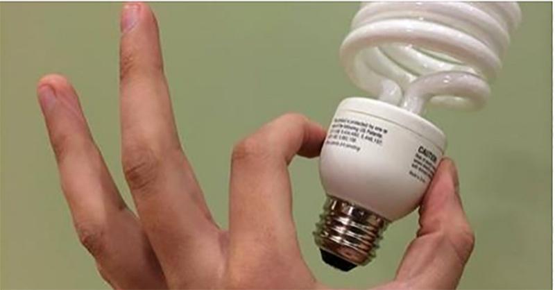 úsporné žiarovky a zdravie