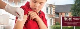 Deti v Anglicku masovo kolabovali po vakcíne, ktorá sa používa aj u nás