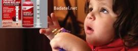 Po očkovaní nikdy nedávajte dieťaťu na utíšenie bolesti tento liek. Môže vyvolať autizmus