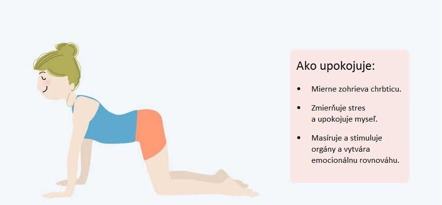 13 jednoduchých jogových pozícií, ktoré vám pomôžu vyplaviť stresové hormóny z tela