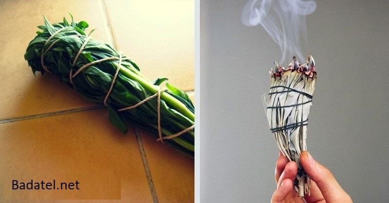 Takto si vyrobíte dymiace vetvičky, čo odstránia negatívnu energiu a stres z priestoru