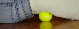 10 typov bolestí, ktoré v priebehu sekúnd odstráni cvičenie s tenisovou loptičkou