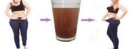 Vypite tento nápoj každý deň pred spaním a ráno sa prebudíte s nižšou hmotnosťou