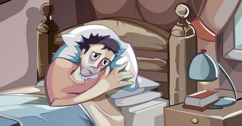 5 ochorení, ktoré vzniknú z nedostatku spánku