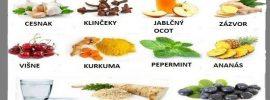 Jedlo je medicínou: 20 prírodných liekov proti bolesti, ktoré nájdete vo svojej kuchyni