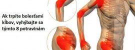 Ak trpíte bolesťami kĺbov, vyhýbajte sa týmto 8 potravinám