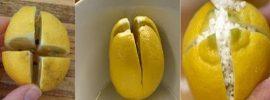 Rozkrojte citróny a nechajte ich cez noc v spálni. Tu je dôvod prečo