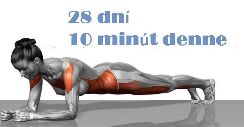 Kompletne premeňte vaše telo za 4 týždne s týmito jednoduchými cvičeniami