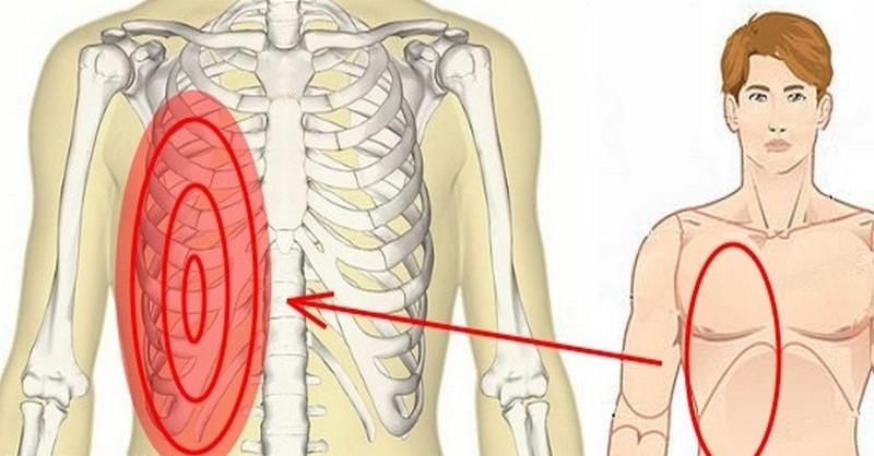 Bolesť v pravom boku pod rebrami: Príčiny a kedy navštíviť lekára