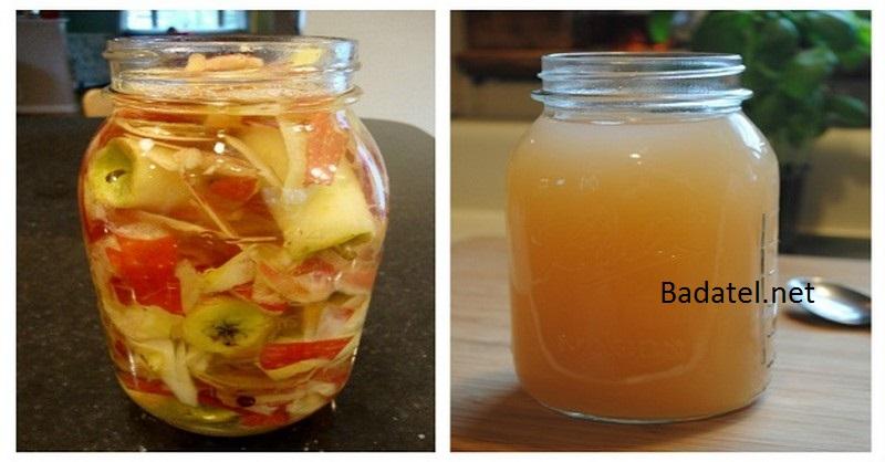 Ako si doma vyrobiť vlastný jablčný ocot v bio kvalite
