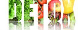Jednoduchý 7-dňový prírodný detoxikačný plán, chudnutie