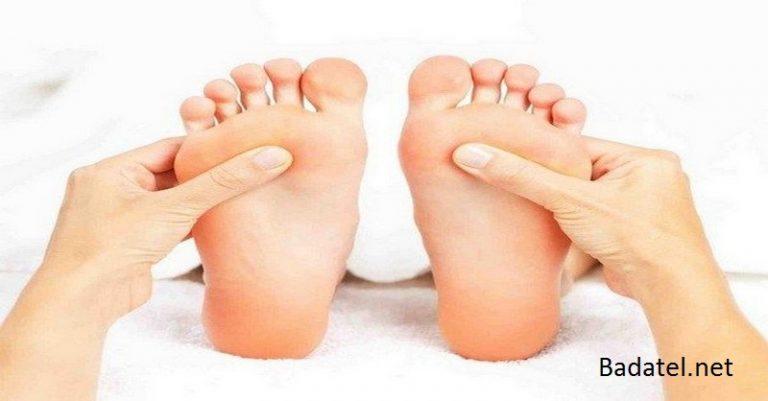 Svojpomocná refloxológia pre liečenie a osvieženie