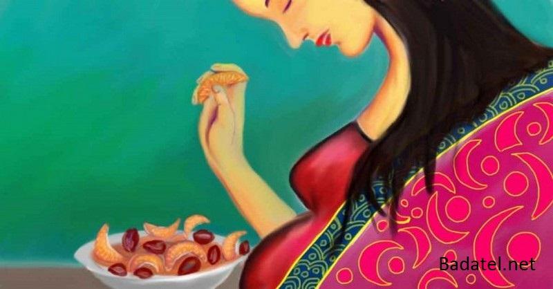 Najvhodnejšie a najzdravšie jedlá na zahryznutie pre tehotné ženy
