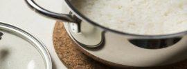 Odstráňte pri varení ryže 60 percent kalórií