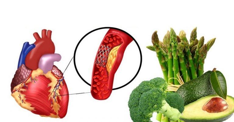 8 potravín, ktoré vám pomôžu vyčistiť artérie a znížiť krvný tlak