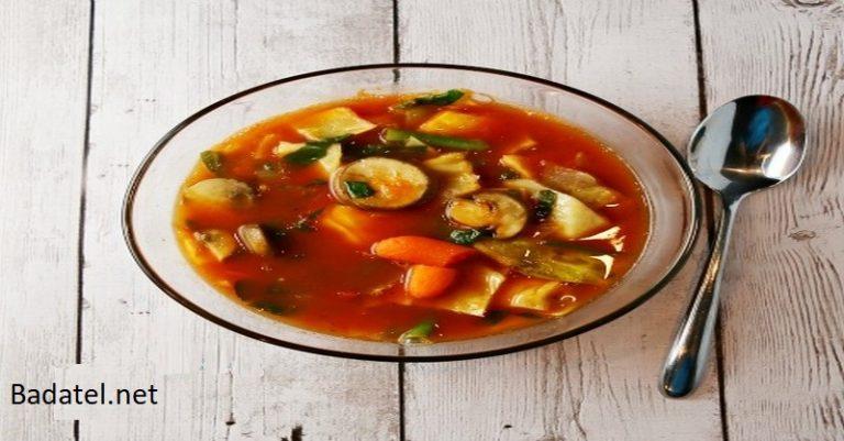 Detoxikačná kapustová polievka