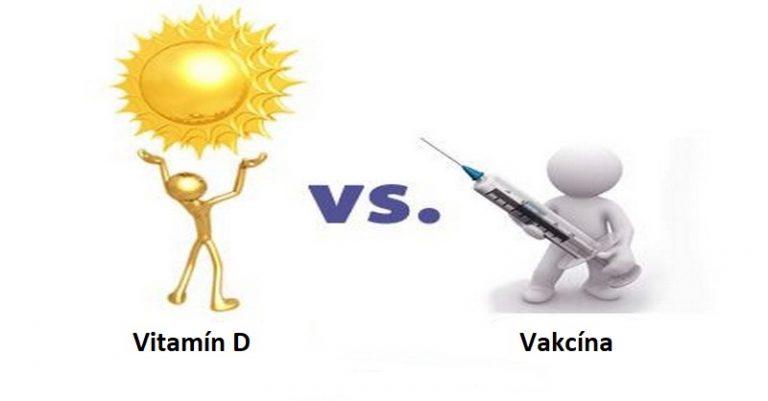 Vitamín D účinnejší ako vakcína proti chrípke