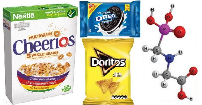 Glyfosát spájaný s rakovinou nájdete aj v Cheerios, Doritos či Oreo keksoch