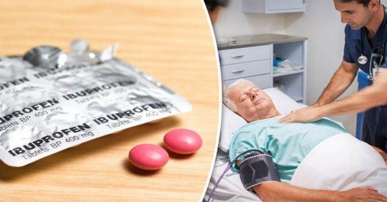Pozor na ibuprofen: Zvyšuje riziko zástavy srdca o 31%!
