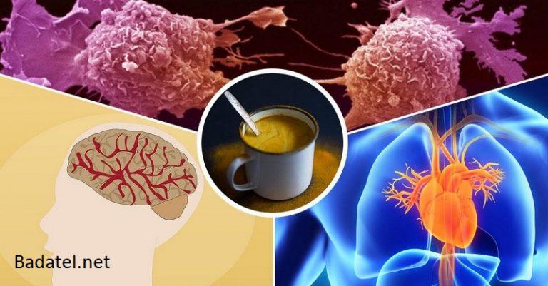 6 vecí, ktoré sa stanú s vaším telom, keď budete denne konzumovať kurkumu