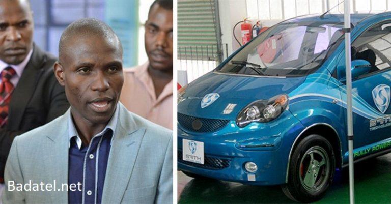 Tento človek predbehol Teslu tým, že vynašiel elektrický automobil, ktorý nikdy nepotrebuje nabíjanie