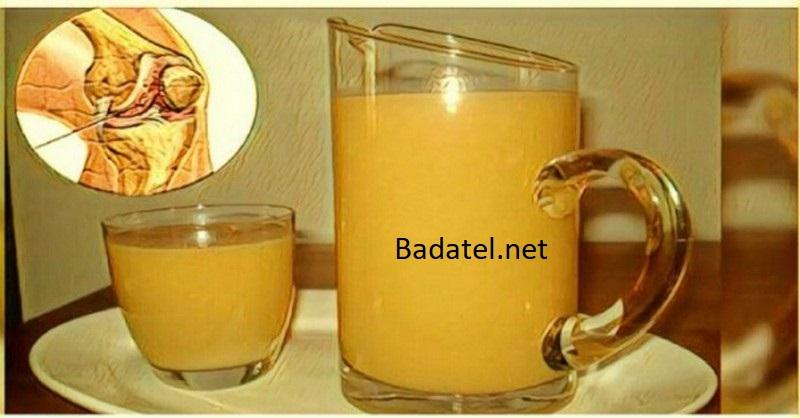 Najlepší nápoj na posilnenie kolien, obnovu chrupaviek a šliach